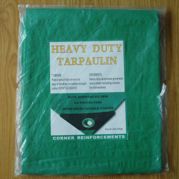UV Treated Tarpaulin for Truck Cover
