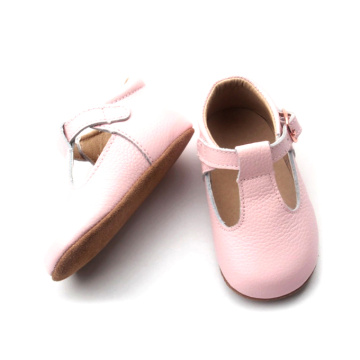 Mary Jane T-bar Baby Dress Girls Shoes
