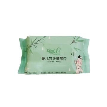 100% Biodegradable Bamboo Organic Natural Baby Wet Wipes