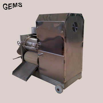 Separator to Get Fresh Fish Meat Paste