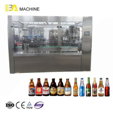 Automatic Soft Drink Packaging Machine Plant