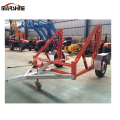 Single Reel Hydraulic Reel Trailer For Sale