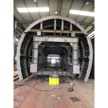 Hydraulic Steel Formwork for Tunnel Lining Mould