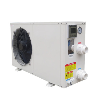 Hotel heating system pool project heater heat pump