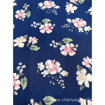 Simple and Atmospheric Cotton Linen Printed Fabric