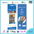 Disney Pixar 5 Piece Marker Set