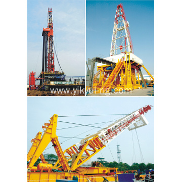 Off Shore On Shore Land Rig Project Service