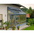 Winter Garden Garten Triangle Roof Free Standing Sunroom