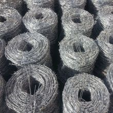 Hot Galvanized  Barbed Wire  for sale