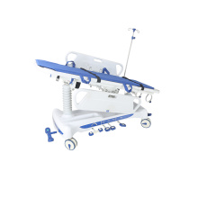 Hospital Emergency stretcher 1