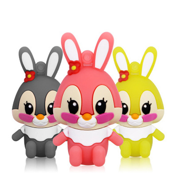 Wholesale Cute Cartoon Rabbit USB Thumb Drive