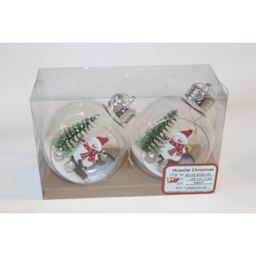 Christmas Hang Decoration Snowman Tree Hanging Ornaments