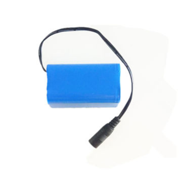 18650 1S4P 3.7V 12800mAh Li Ion Battery Pack