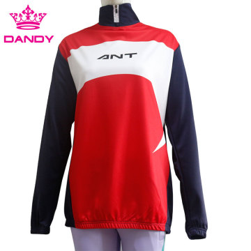 Cheap red training jackets