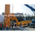 25 No Foundation Wet Concrete Batching Plant