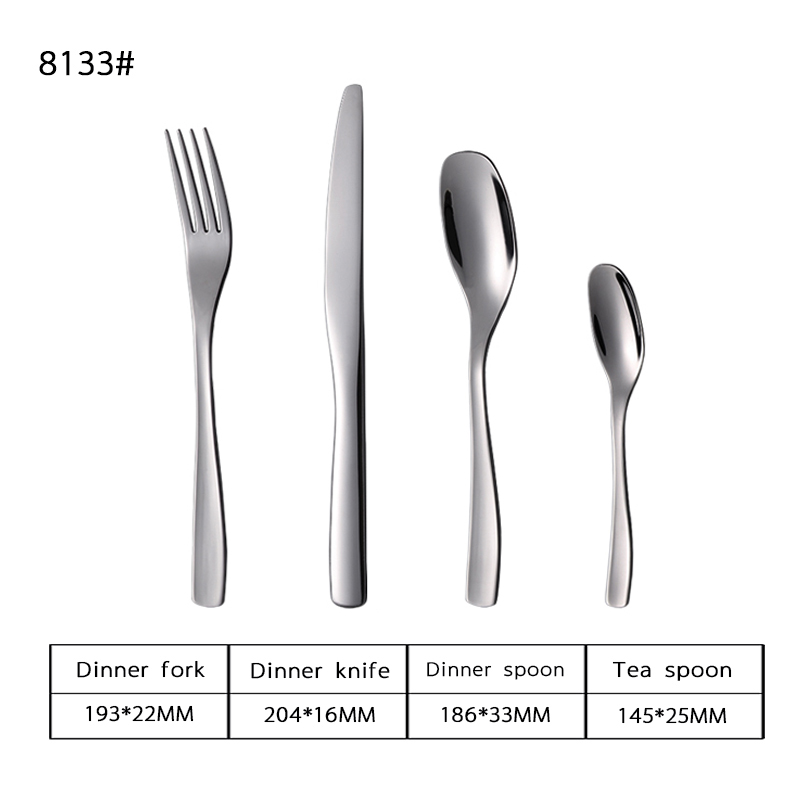 Stainless Steel Flatware Best Quality