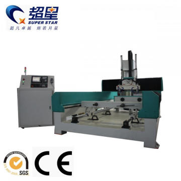 CXS-3D Stone Column Engraving Machine