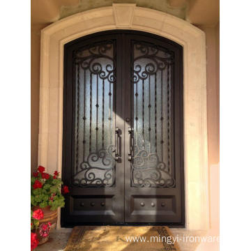 Hand Forged Doors