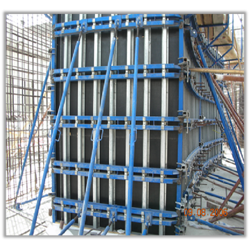 Fair-faced Concrete Formwork Technology