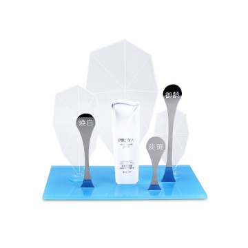 APEX Countertop Acrylic Display Rack For Beauty Product