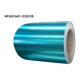 Self-Clean Prepainted Steel Coil