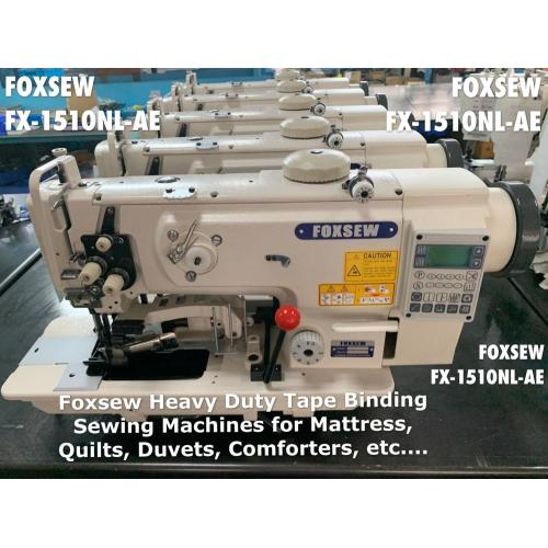 Tape Binding Sewing Machine for Mattress and Quilts
