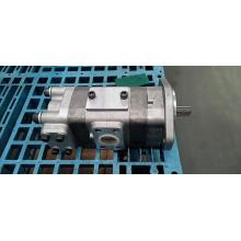 hydraulic gear pump 234-60-65100 for komatsu GD705 grade