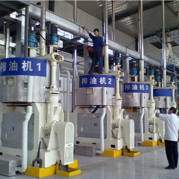 Cottonseed Oil Mill Machinery
