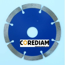 Household Concrete Segmented Cutting Blades