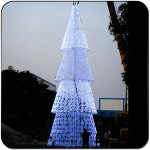 Different commercial LED christmas tree | iChristmasLight