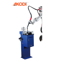 Automatic Robotic Torch and Nozzle Cleaning Station