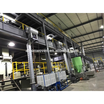 medical nonwoven fabrice machine