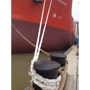 Rope use in bottom trawling fishery