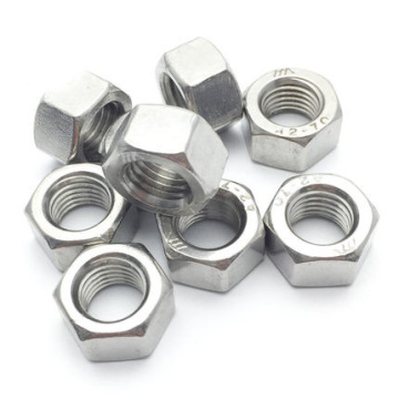 Imperial A194 2h stainless steel heavy hex nut