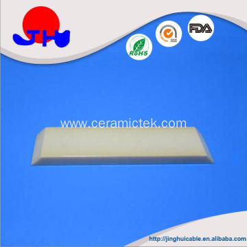 Zirconia ceramic cutter for textile machinery