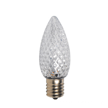 E17 Faceted C9 LED Christmas Decorative Bulb