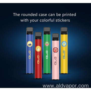 Russian Market Hot Selling Disposable E-Liquid Vape Stick