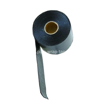 Polypropylene Underground Black Pipe wrap Adhesive tape