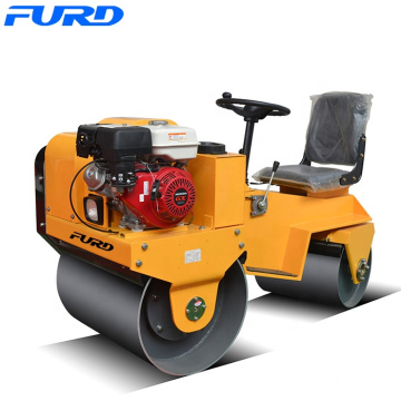 Small Smooth Easy Start Steel Road Roller (FYL-850)