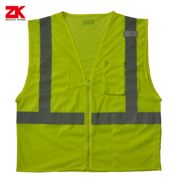 EN471 High visibility reflective vest safety cloth