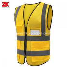 bsci cheap green reflective safety vest