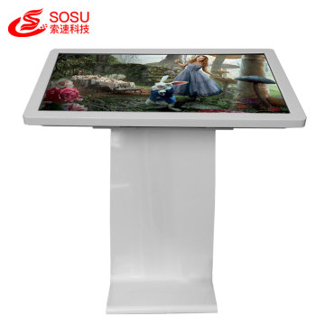 restaurant touch table kiosk IR touch