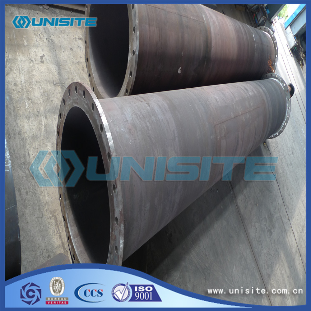 Longitudinally Steel Seam Pipes Saw