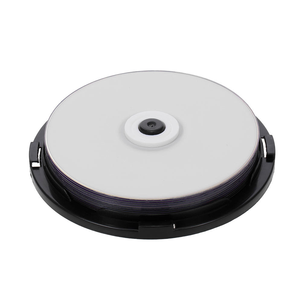 50PCS 215MIN 8X DVD+R DL 8.5GB Blank Disc Customizable DVD Disk For Data & Video High quality makes it perfect for data
