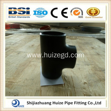 Pipe Fittings SA234 WPB Reducing Tee