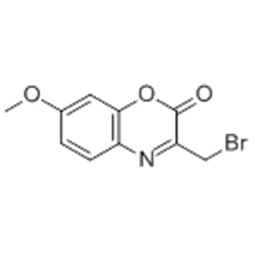 2H-1,4-Benzoxazin-2-on, 3- (brommethyl) -7-methoxy-CAS 124522-09-4