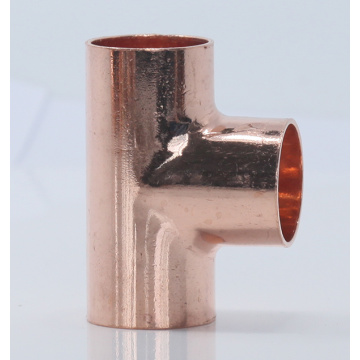 end feed copper sweat fittings
