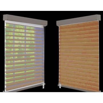 Roller Blackout Shangrila Curtain Blinds