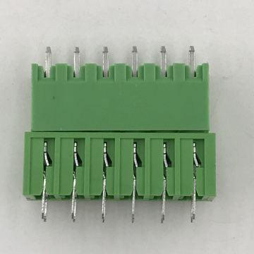 female and male board to board terminal block