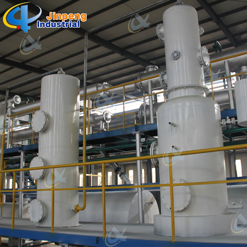 Plastic Oil Power Generation Recycling Plant